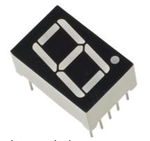 Modul Praktikum Mikrokontroler – Seven Segmen