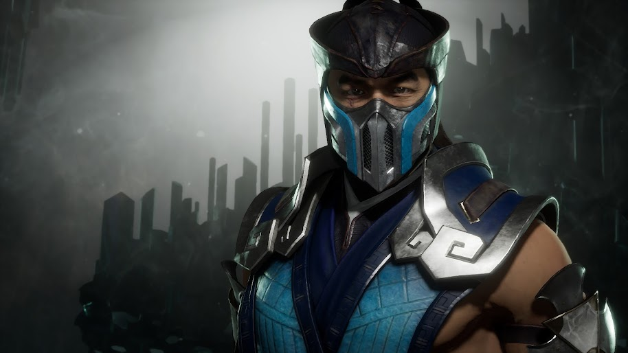 Sub Zero Mortal Kombat 11 4k Wallpaper 197