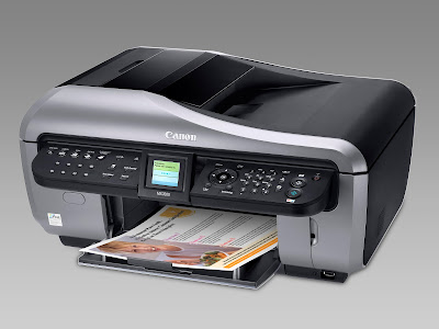 download Canon PIXMA MX7600 Inkjet printer's driver