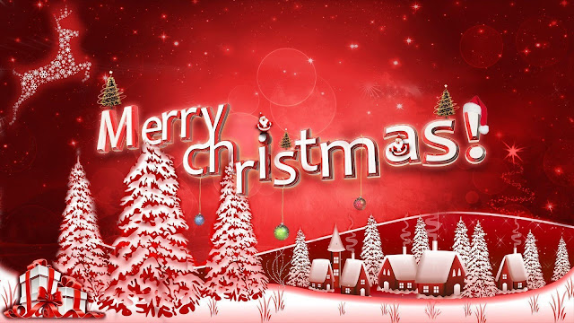 Merry Christmas Hd Wallpaper 2017