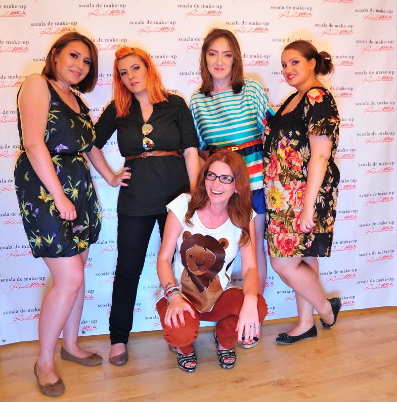 Notanotherbeautyblog Scoala De Make Up By Anca Radulescu