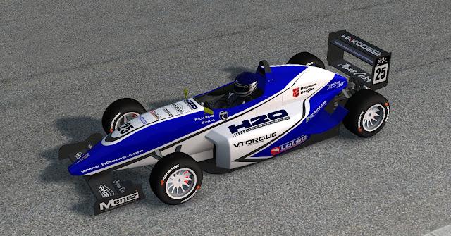 """H2O apresenta um """"mar de carros"""" para o Fórmula XR 2016  Lfs_00001178"""