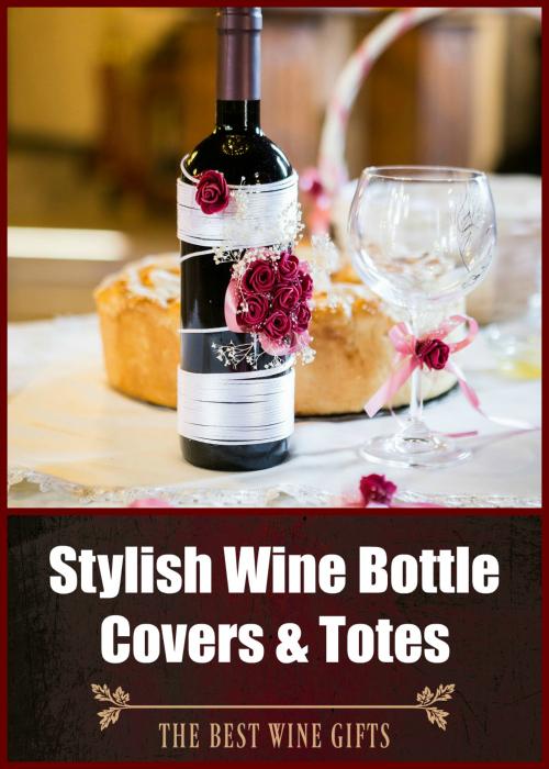 Wine Bottle Cover Ideas