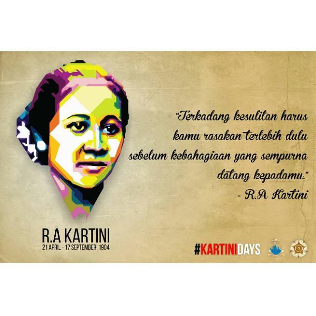 Gambar DP BBM Hari Kartini, Meme Kartini Lucu 2016
