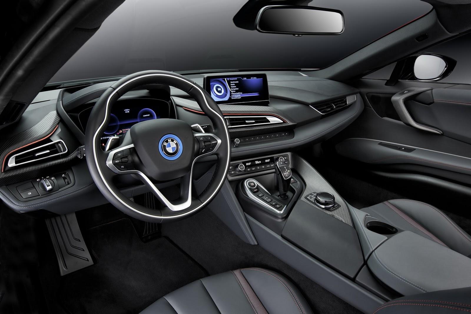 BMW's 2017MY Range Brings New 230i, 330i & 430i, i8 In ...