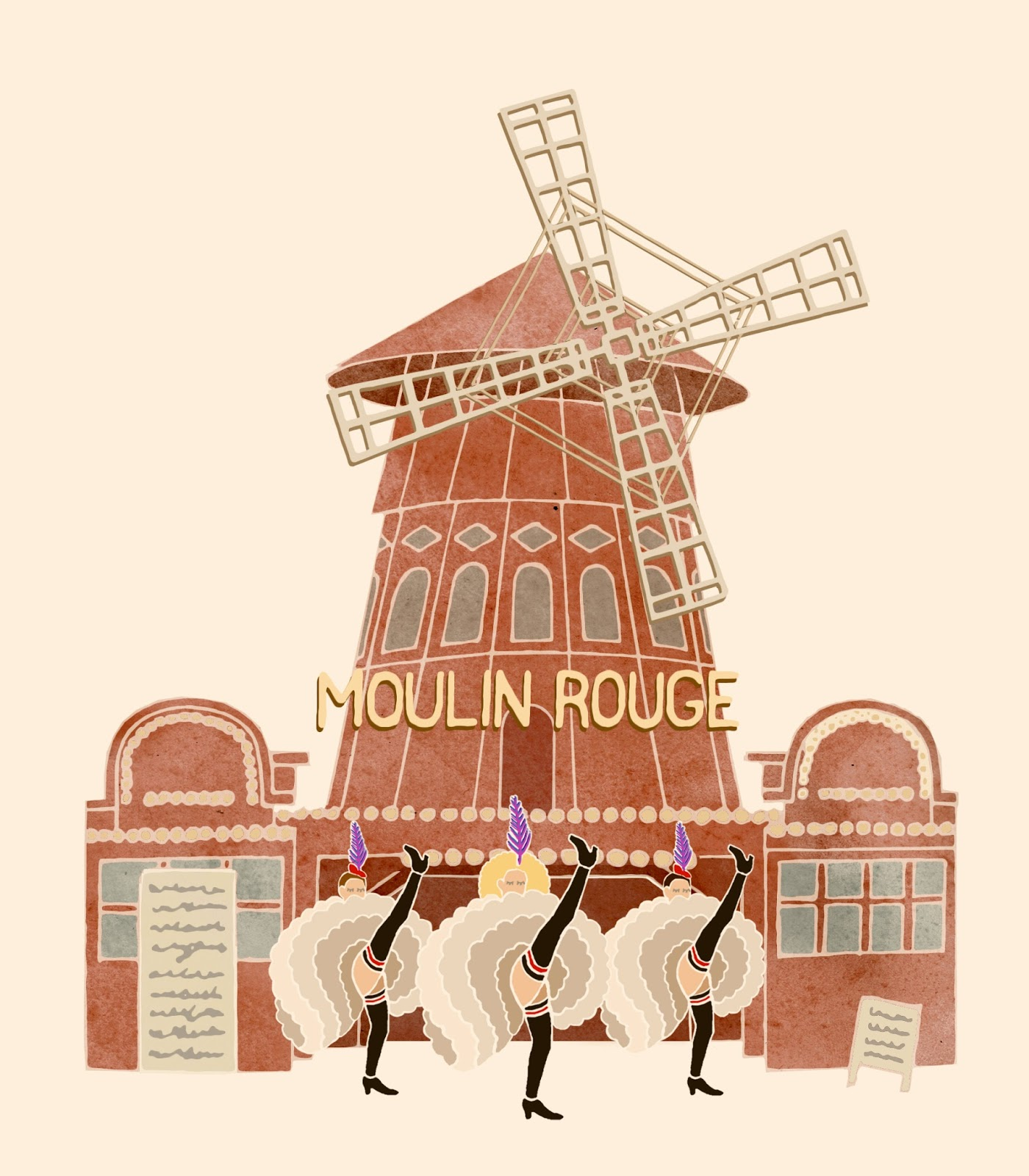 essay with moulin rouge