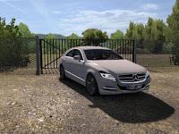 2013 Mercedes CLS V2 - ETS2 v1.33