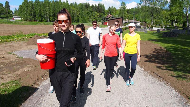 BoostCamp viikonloppu Suomessa