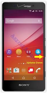 Hard Reset Android Sony Xperia Z4v