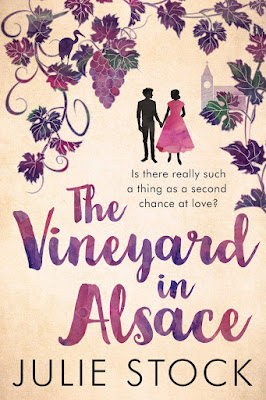 French Village Diaries book review The Vineyard in Alsace by Julie Stock
