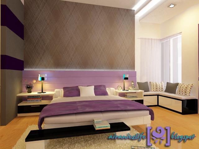 Rekaan Bilik Tidur Bedroom Design