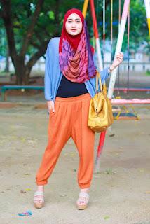 Tips Cantik Kombinasi Warna Baju8