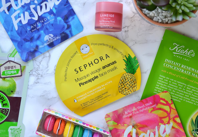 Sephora Collection Face Mask Review