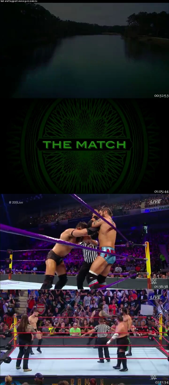 WWE Extreme Rules 2017 PPV WEBRip 480p