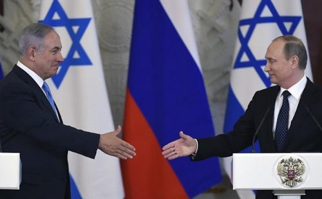 بوتين: نحن في سوريا نقتدي بإسرائيل في حربها على الإرهاب