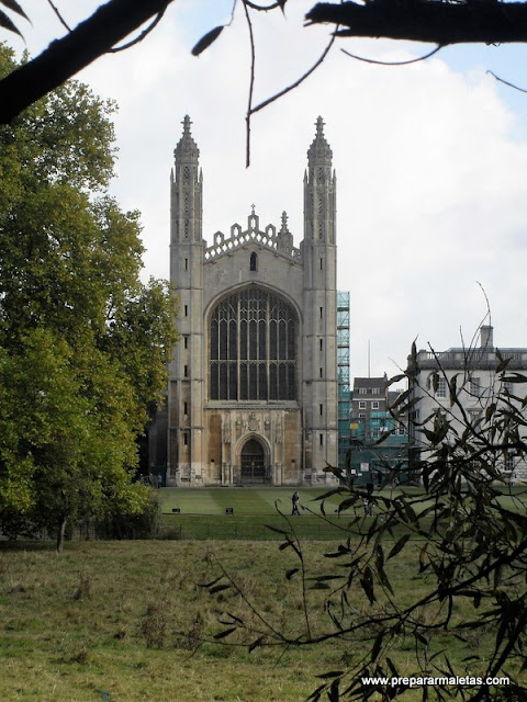 kings chapel en cambridge