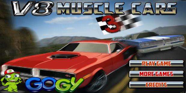 v8 muscle cars 3 | juega en linea