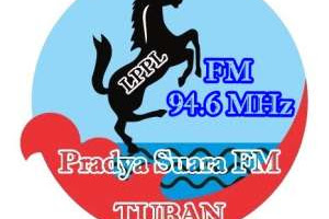 Radio Pradya Suara FM 94,6 Mhz Tuban