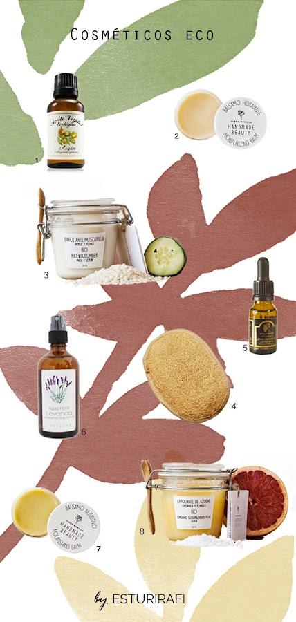 Nuestros cosméticos ecológicos II