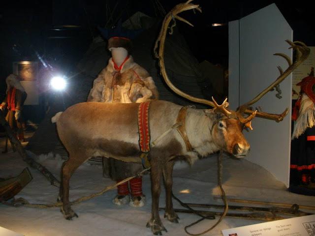 Museo dedicado a la cultura sami (Museo Folklórico de Noruega)