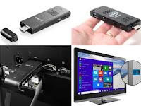 Lenovo Ideacentre Stick 300, PC Windows Yang Bisa Disimpan Dalam Saku
