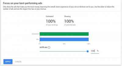 Terbaru Tips Meningkatkan Nilai BPK/CPC  Adsen Dengan Ad Balance 42%