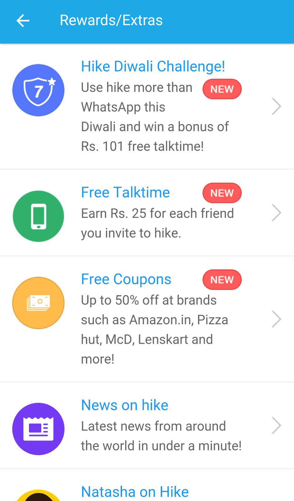 OVER (*DHAMAKA*) HIKE APP TRICK-UNLIMITED RECHARGE TRICK + HACK-SEP