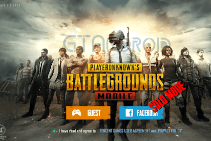 Cara Memenangkan Game PUBG Mobile Solo Mode