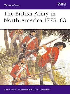The British Army in North America 1775–83