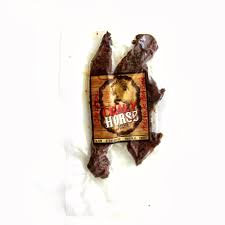 crazy horse chicken jerky