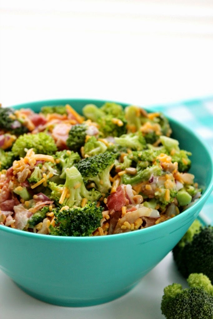 spring salad ideas