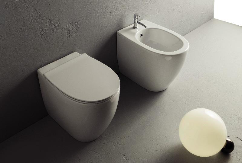 sanitari Multi 2.0 collezione 4ALL di Ceramica Globo