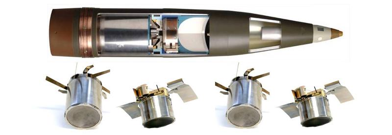 155-мм снаряди BONUS