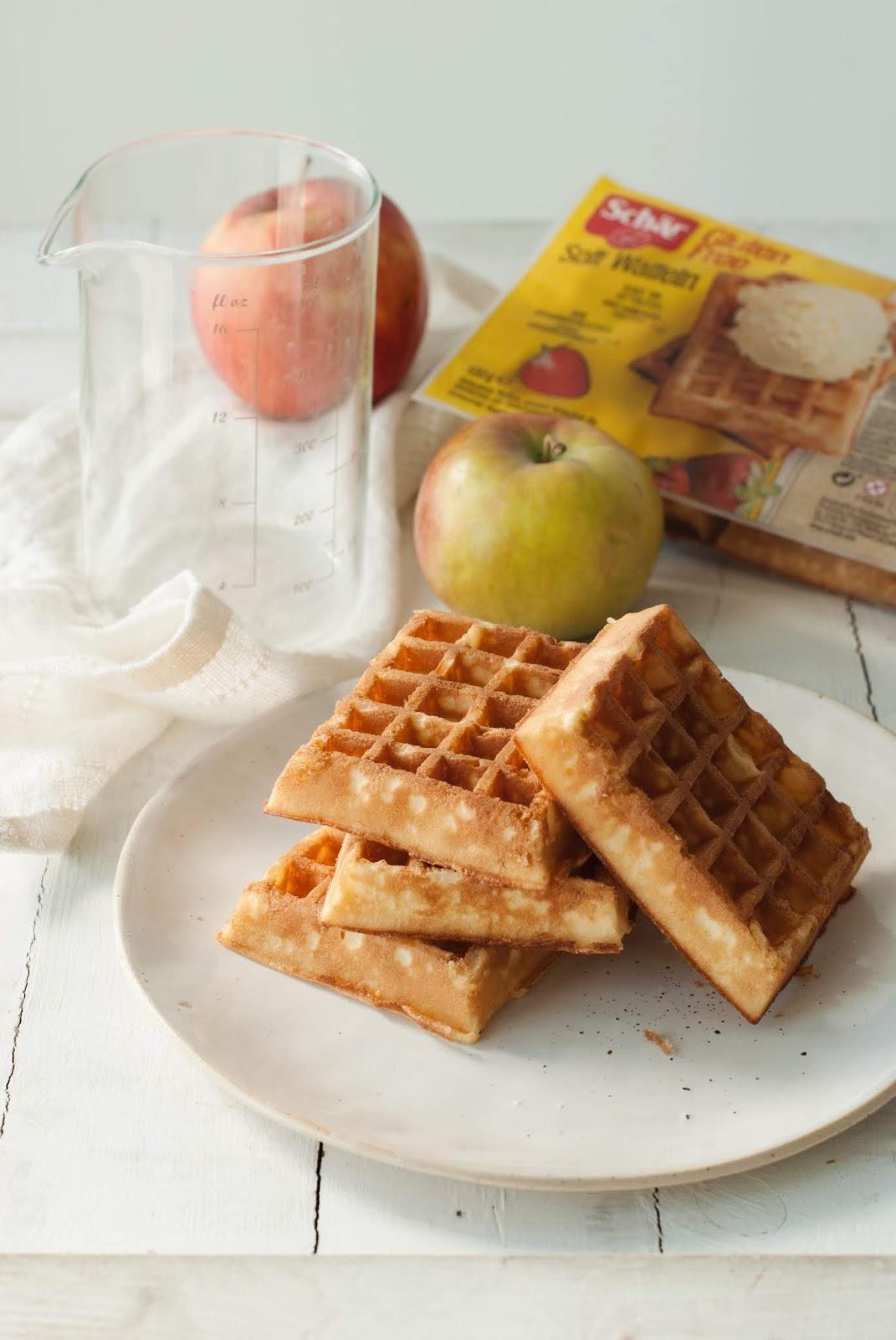Gofry bezglutenowe Schar Soft Waffles