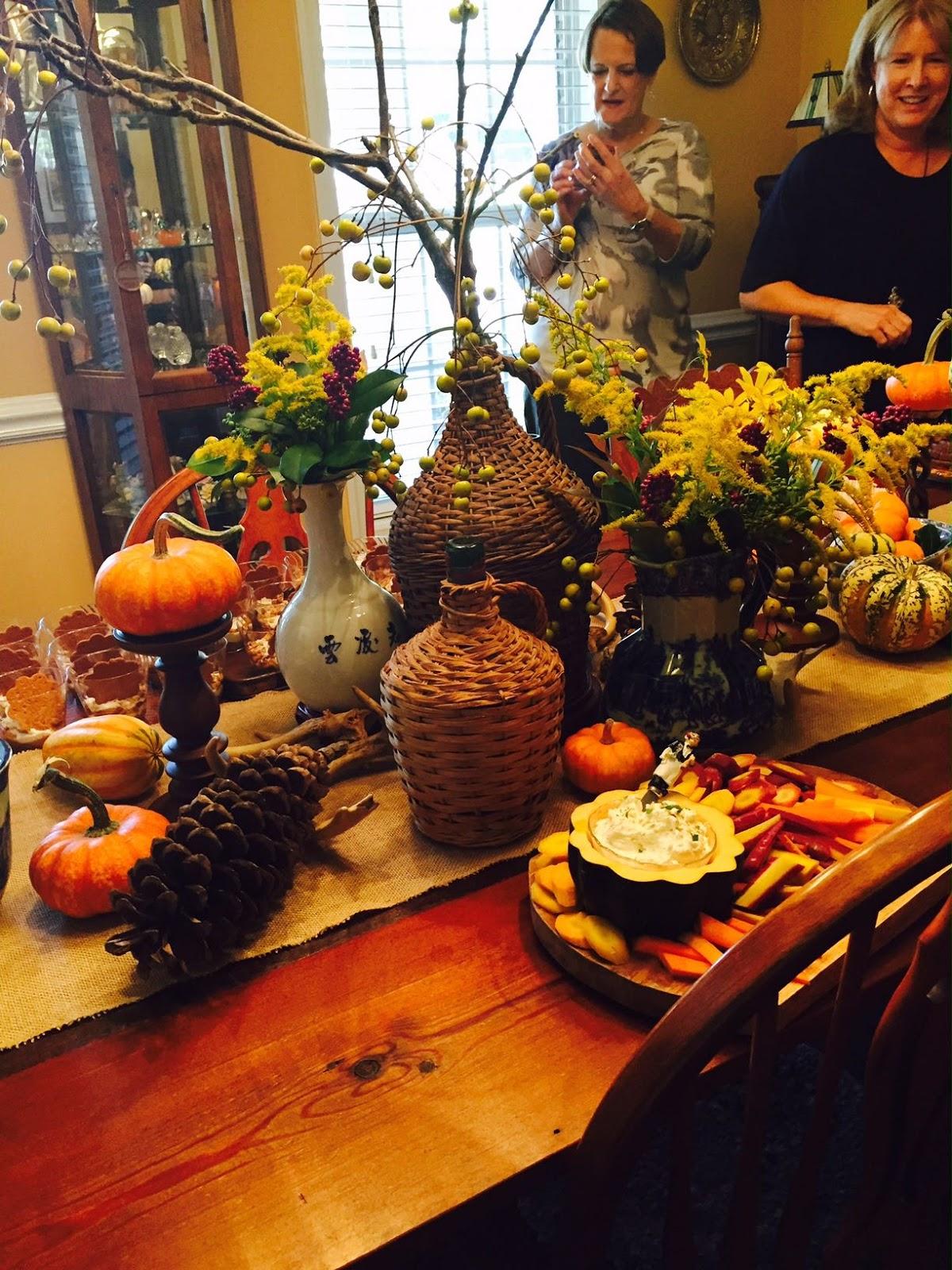September Decorating Ideas september 2016 - living with thanksgiving