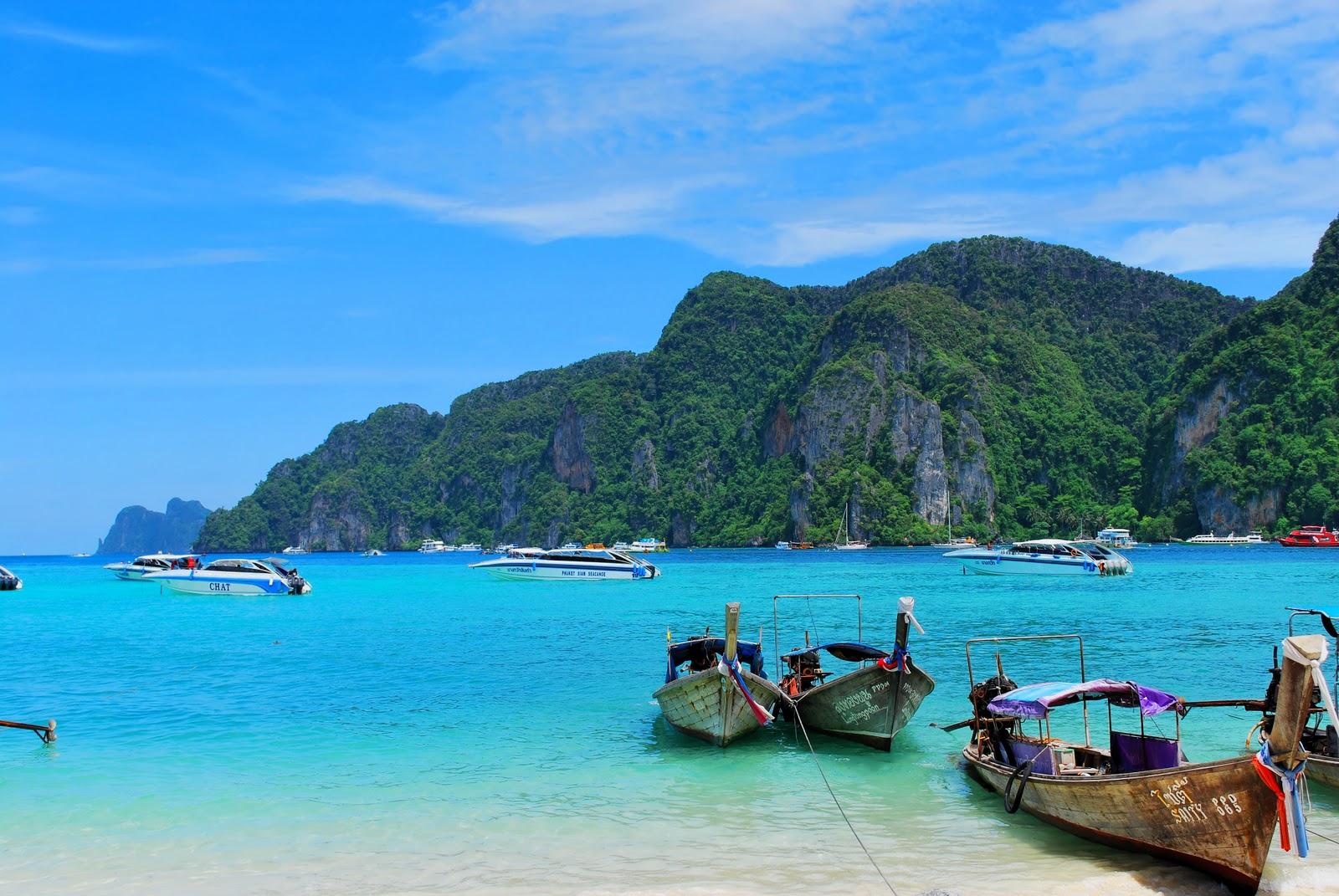TOP WORLD TRAVEL DESTINATIONS: Krabi