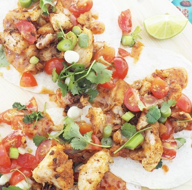 Cod Taco Recipe with Gousto