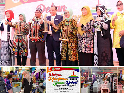 Pekan Kerajinan Jawa Barat PKJB 2017