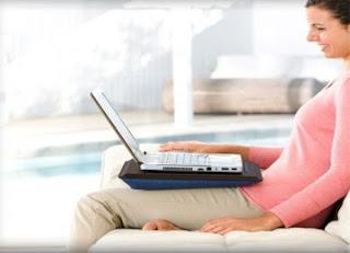 Cara Benar Pakai Laptop