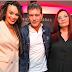 Pearl Thusi Hosts Antonio Banderas