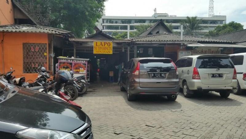 Lapo Ni Tondongta Senayan yang akan ditutup