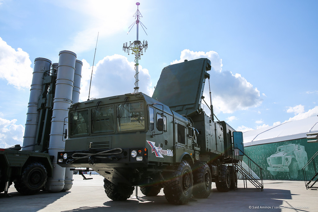 ПУ 5П85СЕ3 ЗРС С-400