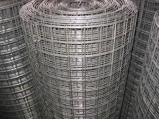 cara pemasangan wire mesh