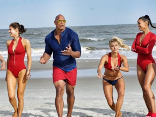 Priyanka Chopra Baywatch Movie Stills