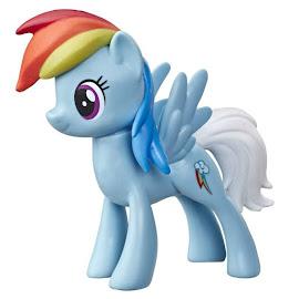 My Little Pony Rainbow Tail Surprise 3-pack Rainbow Dash Brushable Pony