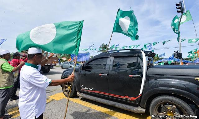 PRU13: PKR, DAP menang kerana jentera PAS, kata Hadi
