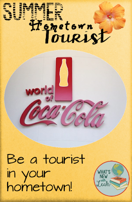 If you've been following along on my family's Summer Hometown Tourist agenda, then it's time you get caught up on our next touristy adventure - visiting the World of Coca-Cola! Click through to read more about what you can do and learn at the World of Coke, which is based in Atlanta.