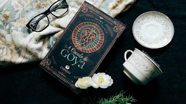 a caçada de goya, karinna pimenta, livros de fantasia, fantasia, literatura nacional