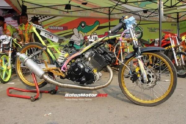 gambar motor balap satria fu 150