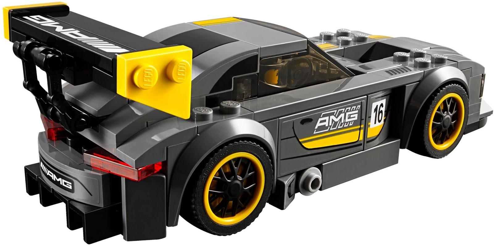 DeToyz Shop: 2017 LEGO Speed Champion Sets official images